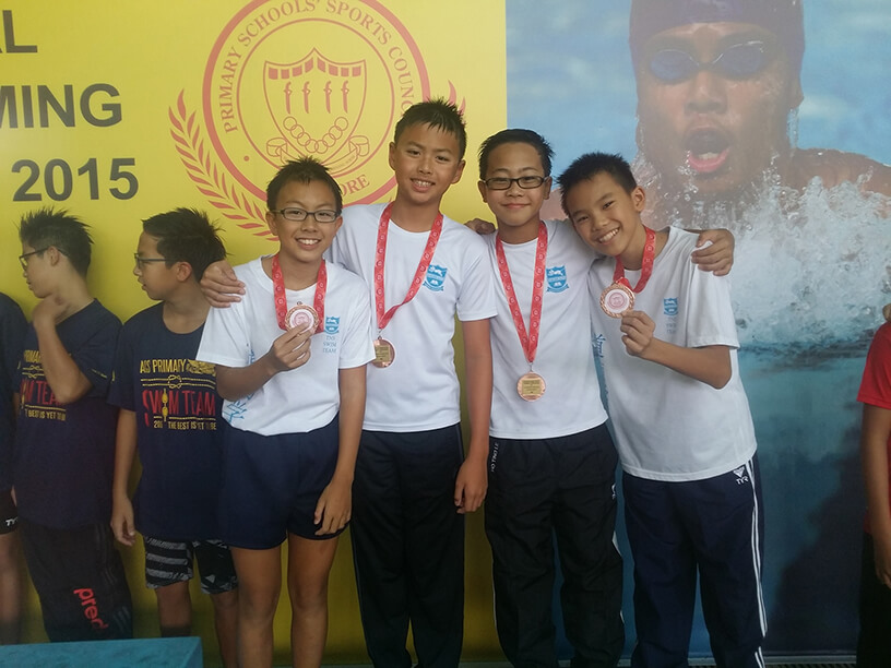 2015 Swimming Competition