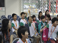 China Pupils Visitation 2014